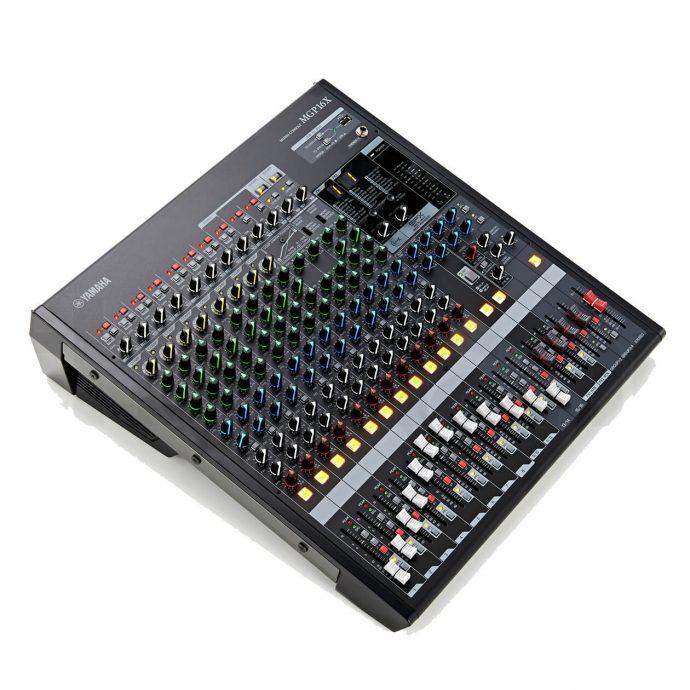 Mixer Yamaha MGP16X nhập khẩu