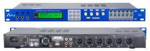 Thiết bị xử lý âm thanh Vang số X6