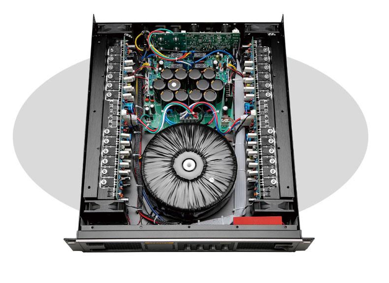 Cặp sò của Cục đẩy công suất Aplus GD-4800