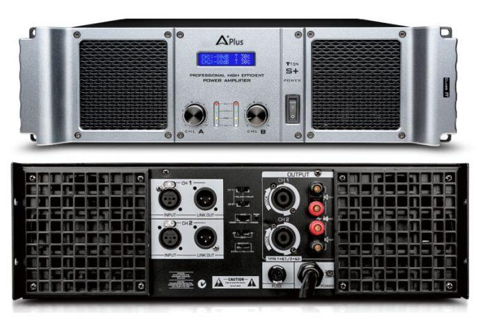 Cổng kết nối của cục đẩy Aplus AD-3500