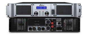 Cổng kết nối của cục đẩy Aplus GD-2600
