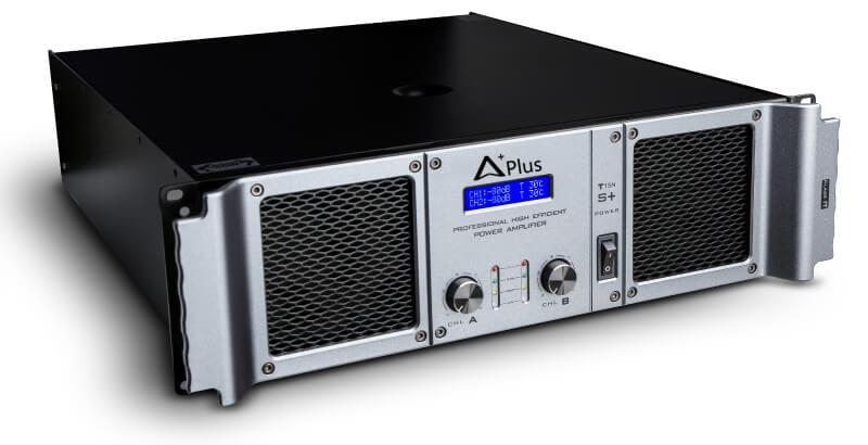 Cục đẩy công suất 2 kênh Aplus AD-3500