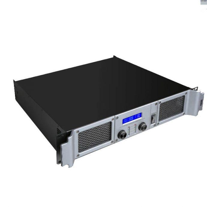 Cục đẩy công suất 2 kênh Aplus GD-2400