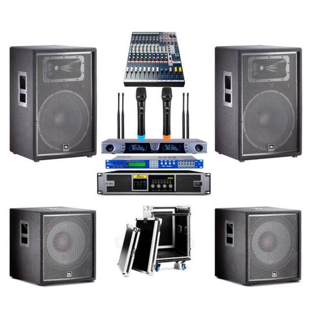 Dàn âm thanh hội trường GB-08