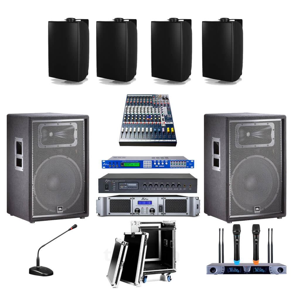 Dàn âm thanh hội trường GB-09