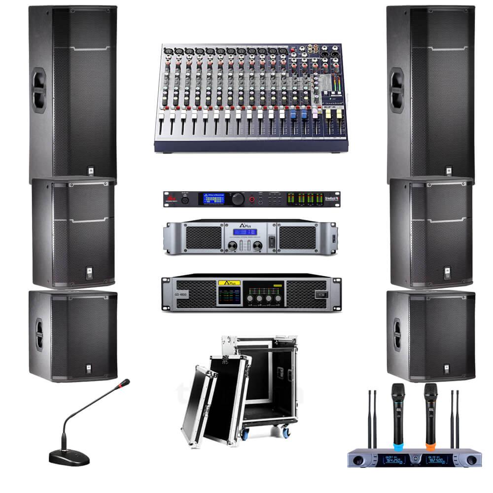 Dàn âm thanh hội trường GB-11