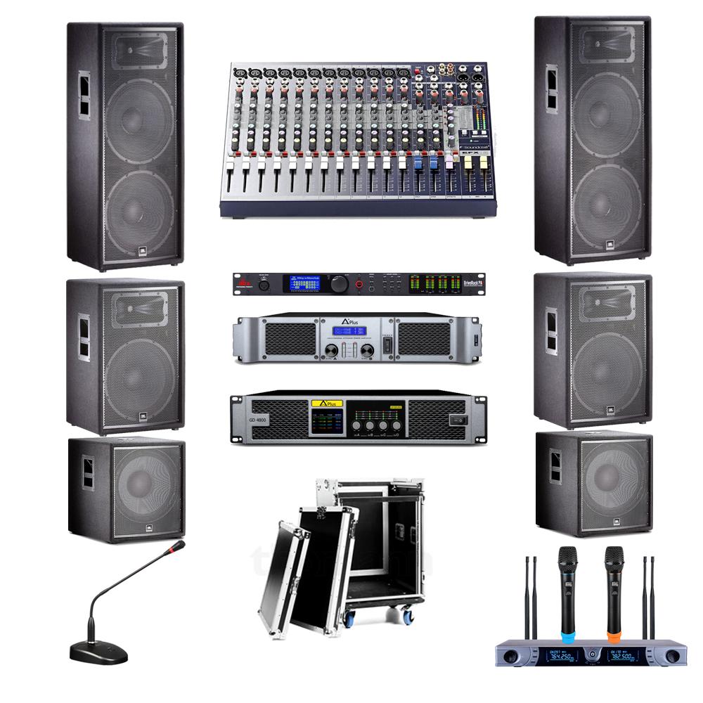 Dàn âm thanh hội trường GB-12