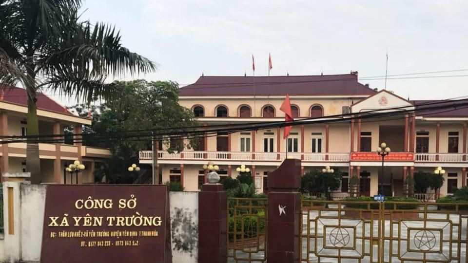 Dự án âm thanh hội trường tại Thanh Hóa