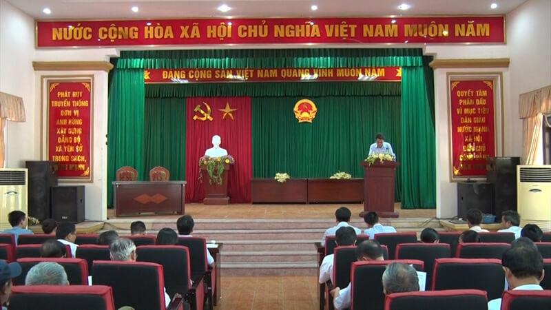 Lắp đặt âm thanh hội trường tại Thanh Hóa