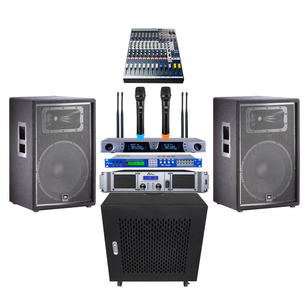dàn âm thanh hội trường GB-06