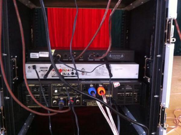 lắp đặt hệ thông âm thanh hội trường tại Thanh Hóa