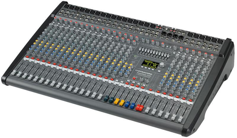 Bàn Mixer Dynacord PowerMate 2200-3