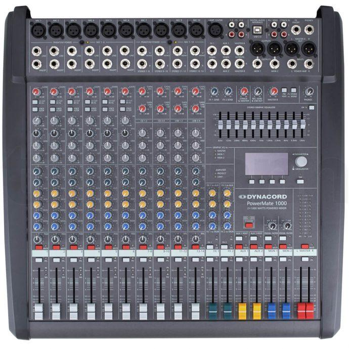 Dynacord Powermate 1000-3 nhập khẩu