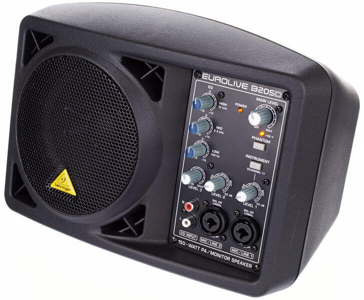 Loa monitor Behringer Eurolive B205D