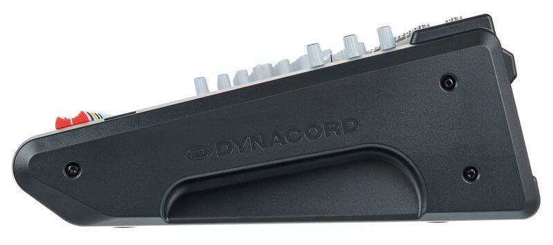 Mặt bên của Mixer Dynacord Powermate 600-3