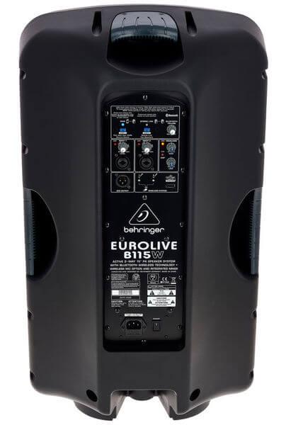 Mặt sau của Loa Behringer Eurolive B115W
