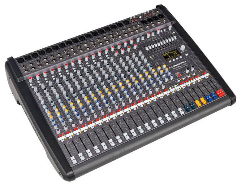 Mixer Dynacord PowerMate 1600-3 cao cấp