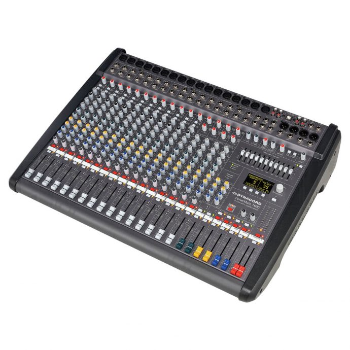Mixer Dynacord PowerMate 1600-3 chính hãng