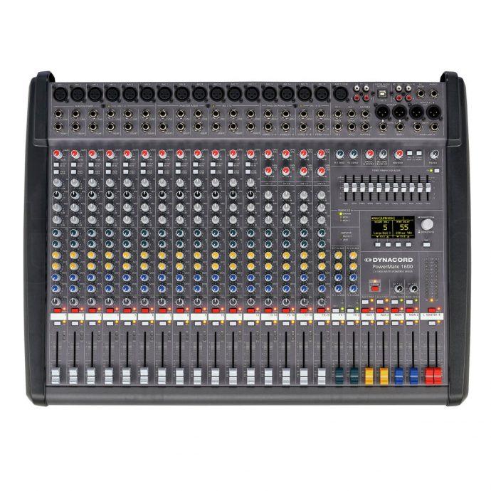 Mixer Dynacord PowerMate 1600-3 nhap khau