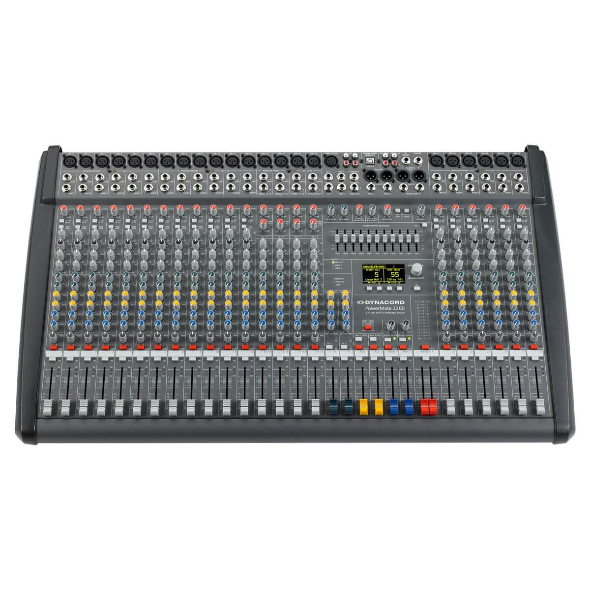 Mixer Dynacord PowerMate 2200-3