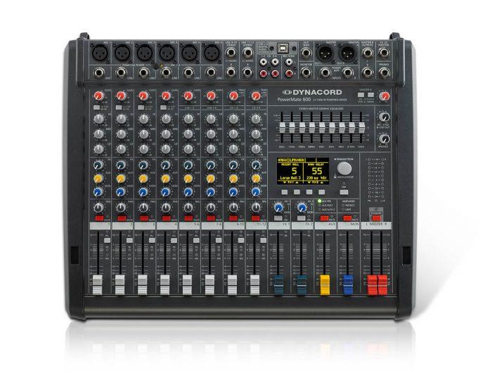Mixer Dynacord Powermate 600-3