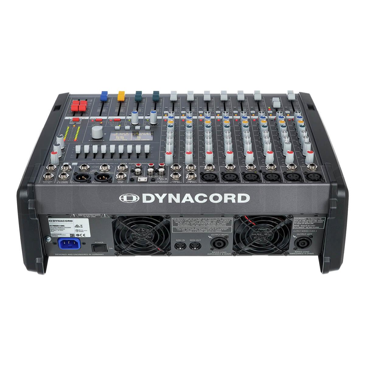 Mixer Dynacord Powermate 600-3 nhap khau