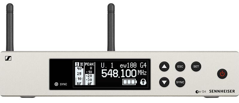 Bộ thu của Sennheiser EW 100 G4-935-S