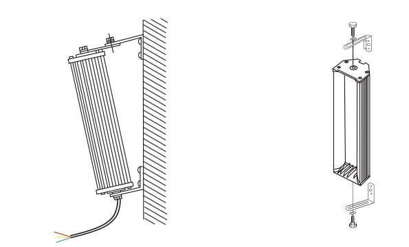 Loa cột ngoài trời APlus A-E120 | Uy Tín Chất Lượng Giá Rẻ