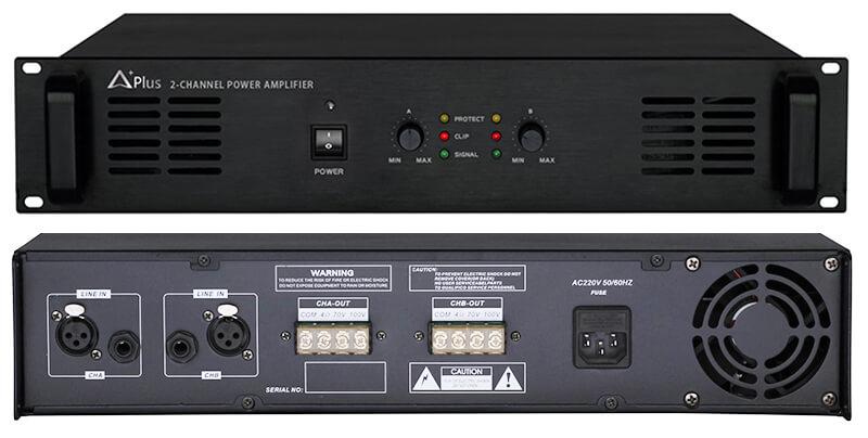 Amply công suất AP-2C60