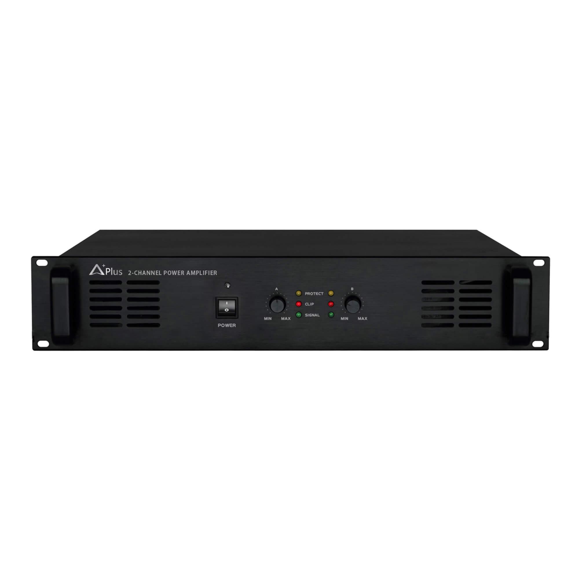 Mua Amply công suất 2 kênh APlus AP-2C60 Chính Hãng 100% Giá Tốt